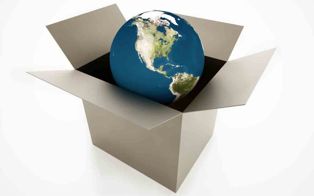 Protecting food products for worldwide packaging and distribution in the time of COVID-19