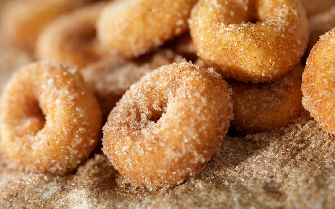 Good packaging can become the sweet spot in distribution and marketing for perishable goods – like donuts!